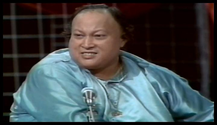 Hot Music: Great Singer Nusrat Fateh Ali Khan Sad Song