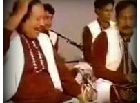 Nusrat Fateh Ali Khan in Japan, A TV News Recording