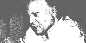 Nusrat Fateh Ali Khan In Islamabad,1997