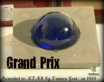 Grand Prix, Awarded to NFAK by France in 1989