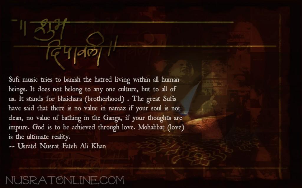 Haapy Diwali nusrat online