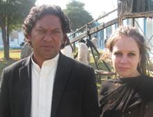 Ustad Dildar Hussain with Amana Chisty Qawwal