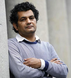 Mohammed Hanif, Pakistani writer and journalist.