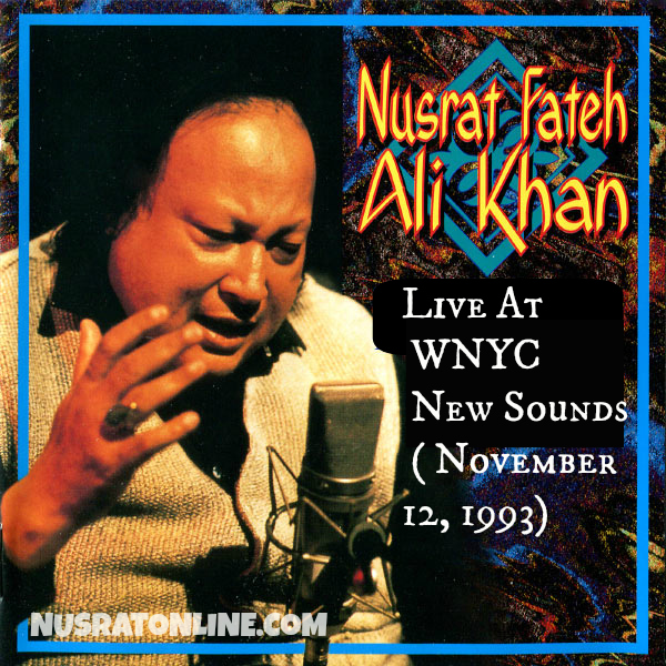 nusrat Wnyc new sounds