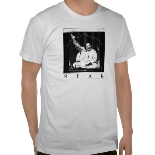 A simple and elegant NFAK tshirt
