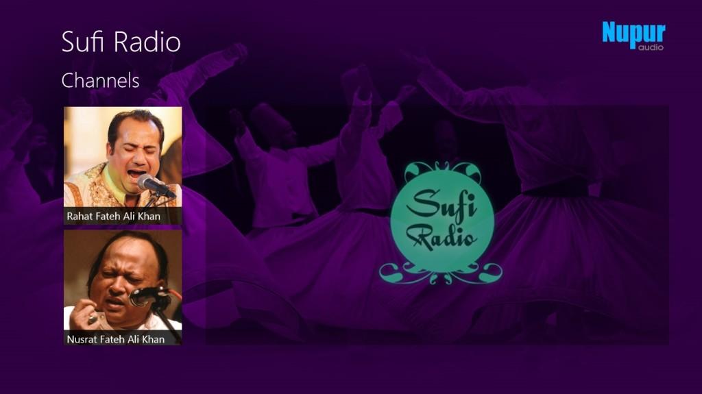 sufi app nusrat rahat