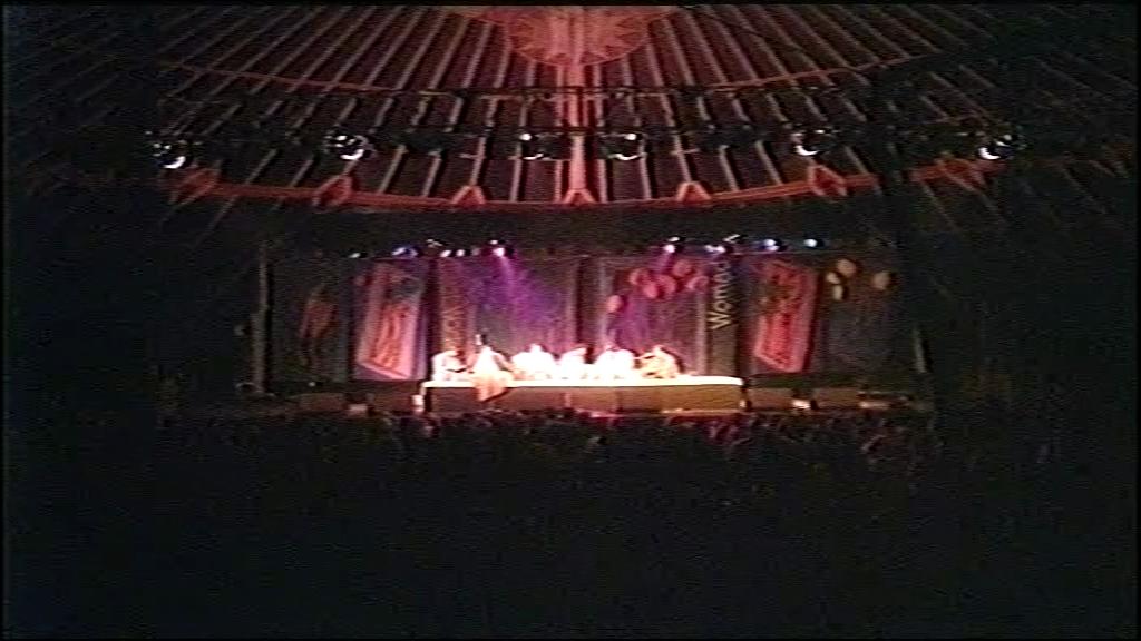 Nusrat Fateh Ali Khan WOMAD Rivermead Festival 1994