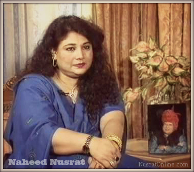 naheed nusrat passes away