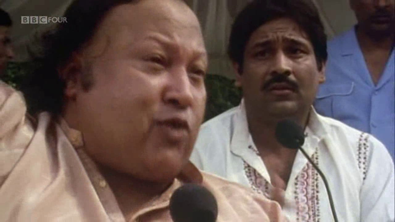 How to Be a World Music Star - Nusrat Fateh Ali Khan 4