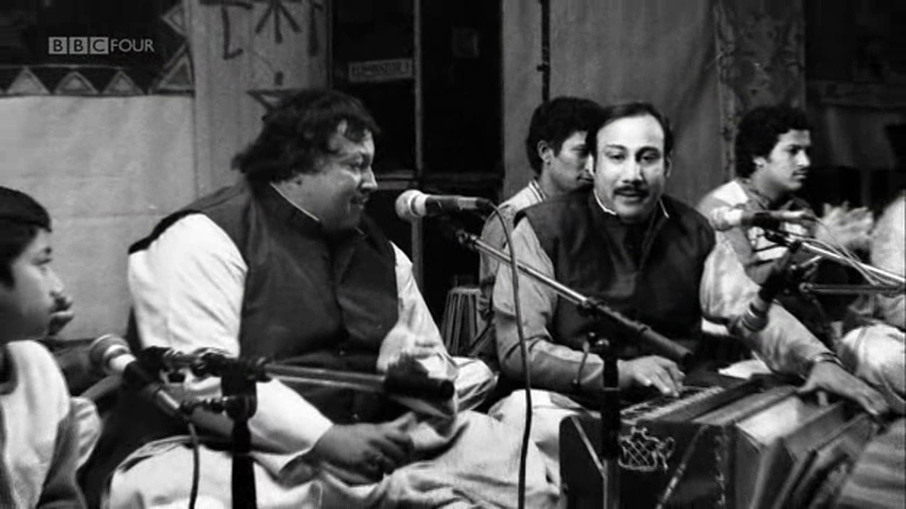 How to Be a World Music Star - Nusrat Fateh Ali Khan 3