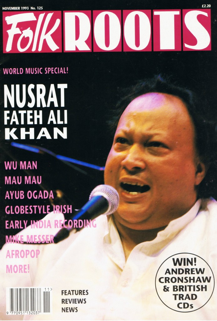 folk roots nusrat coverpage