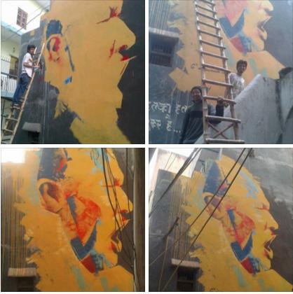 Nusrat_biggest_WAll_Painting